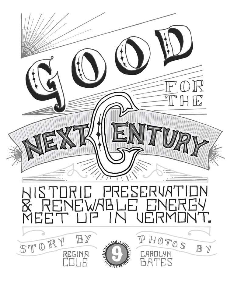 Good for the Next Century by Megan Hillman