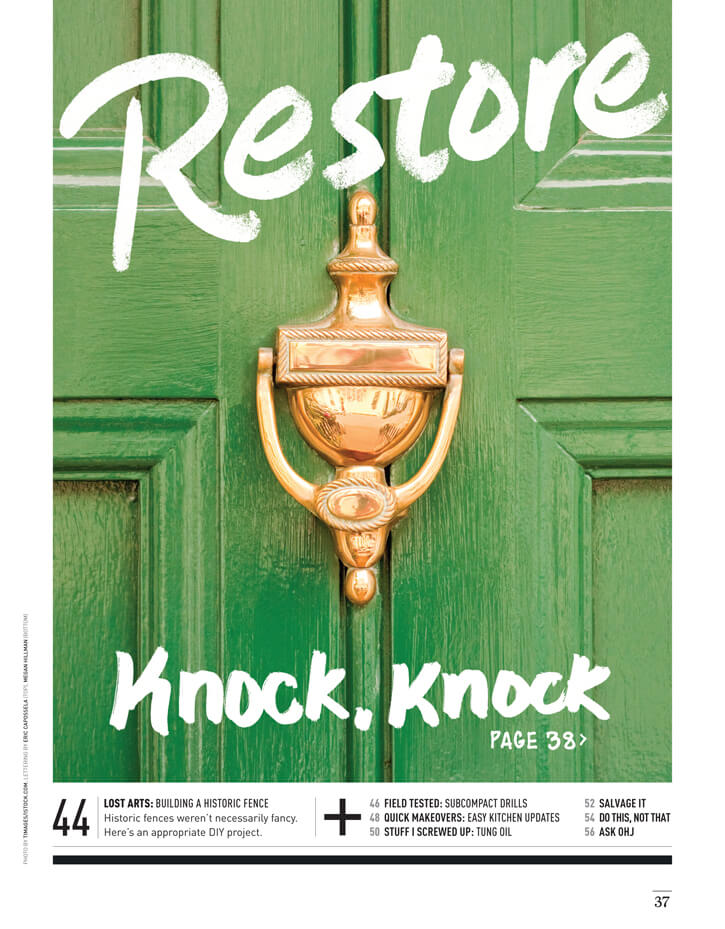 Knock, Knock by Megan Hillman