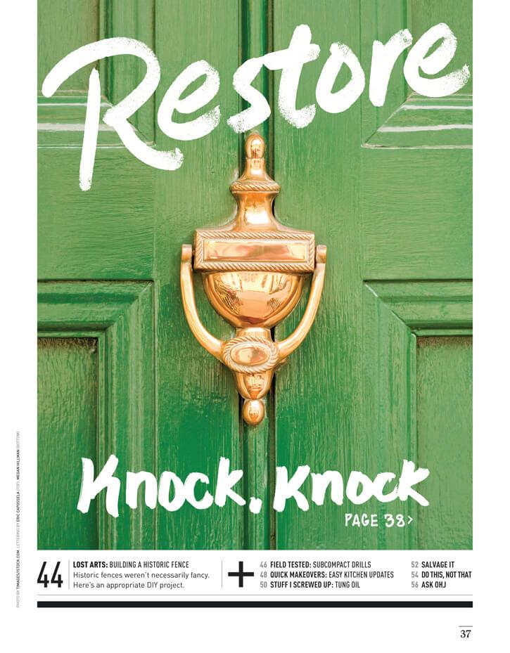 Knock, Knock by Megan Hillman