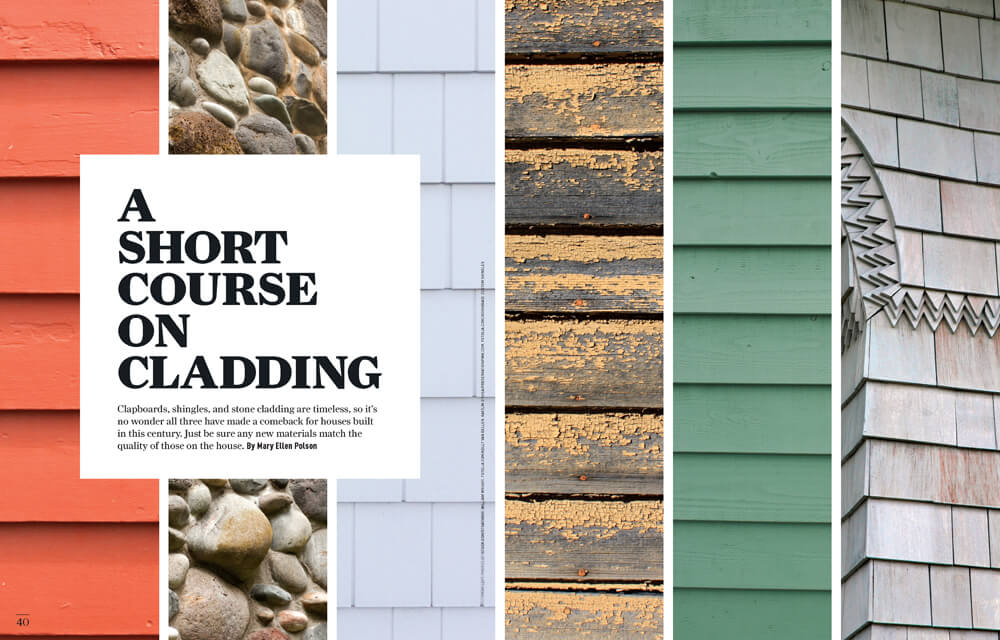 A Short Course on Cladding by Megan Hillman