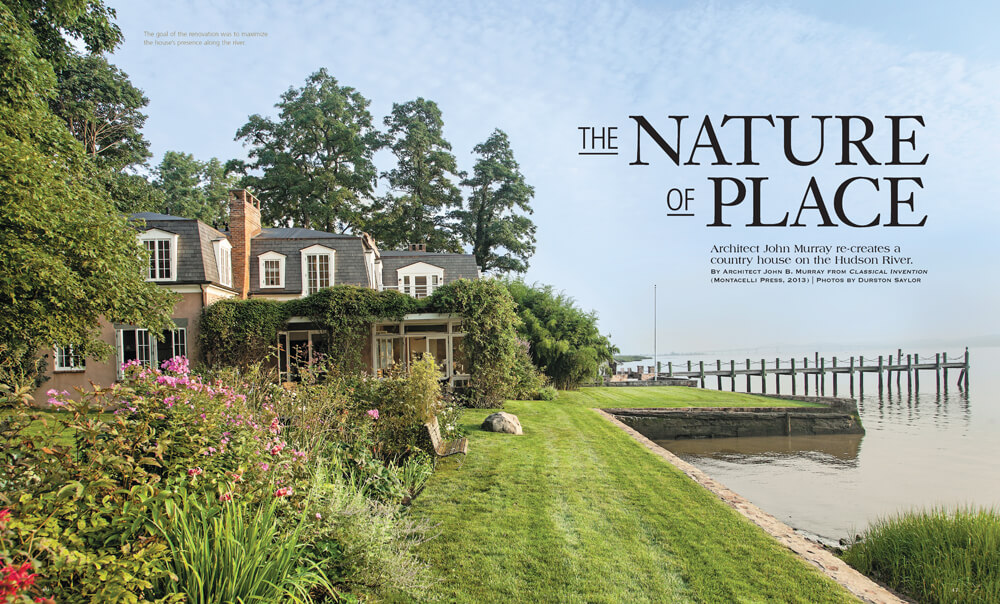The Nature of Place by Megan Hillman