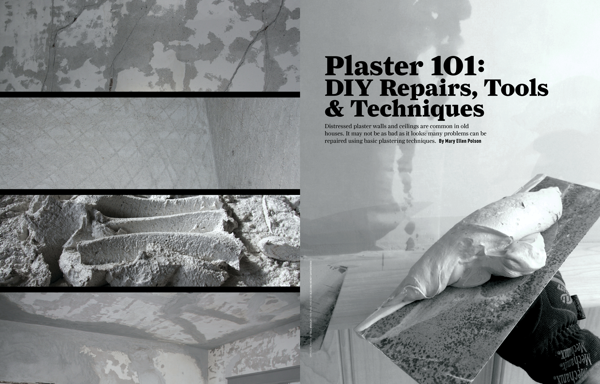 Plaster 101 by Megan Hillman
