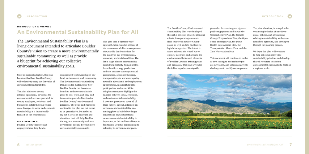 Sustainability Plan by Megan Hillman