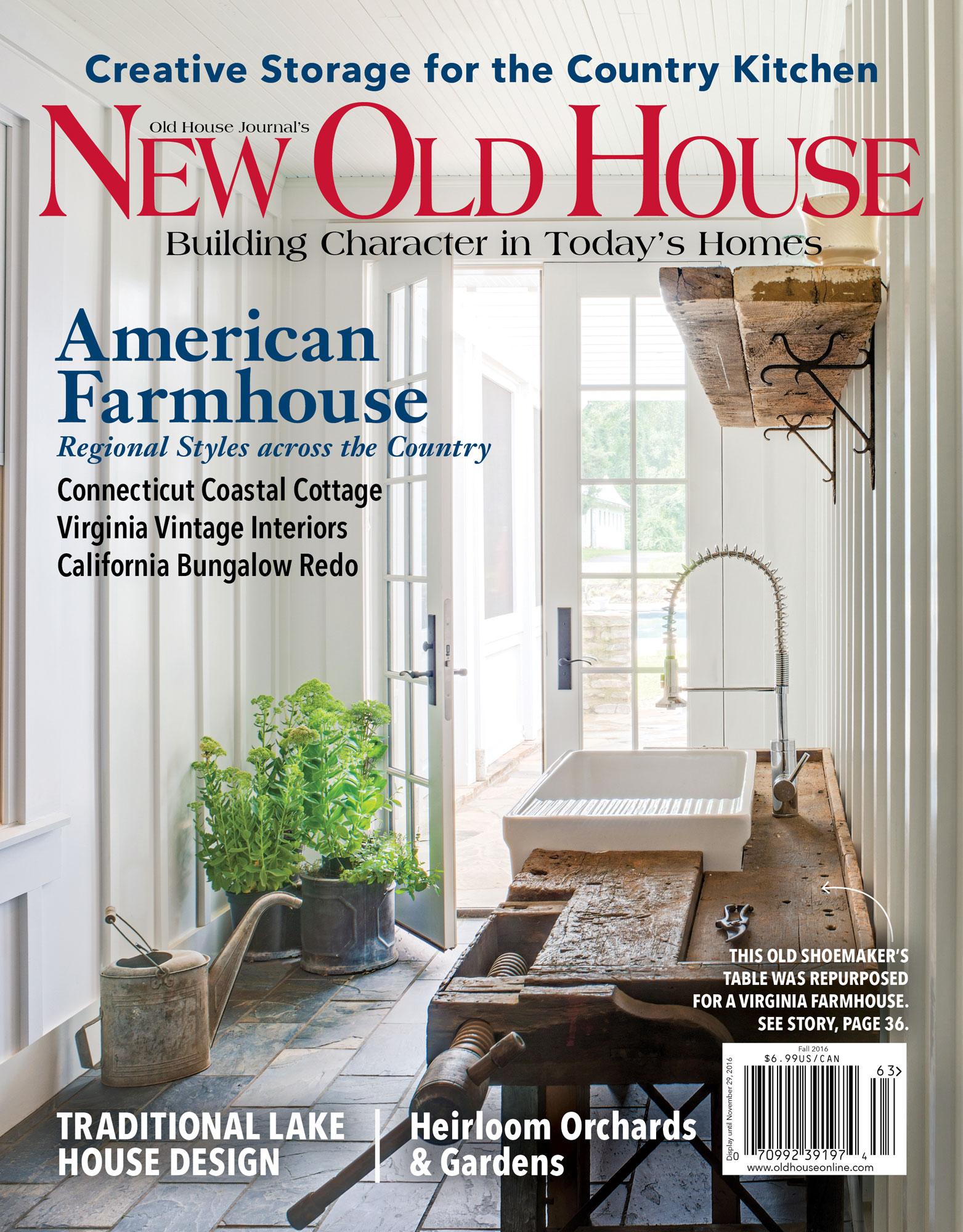 American Farmhouse by Megan Hillman