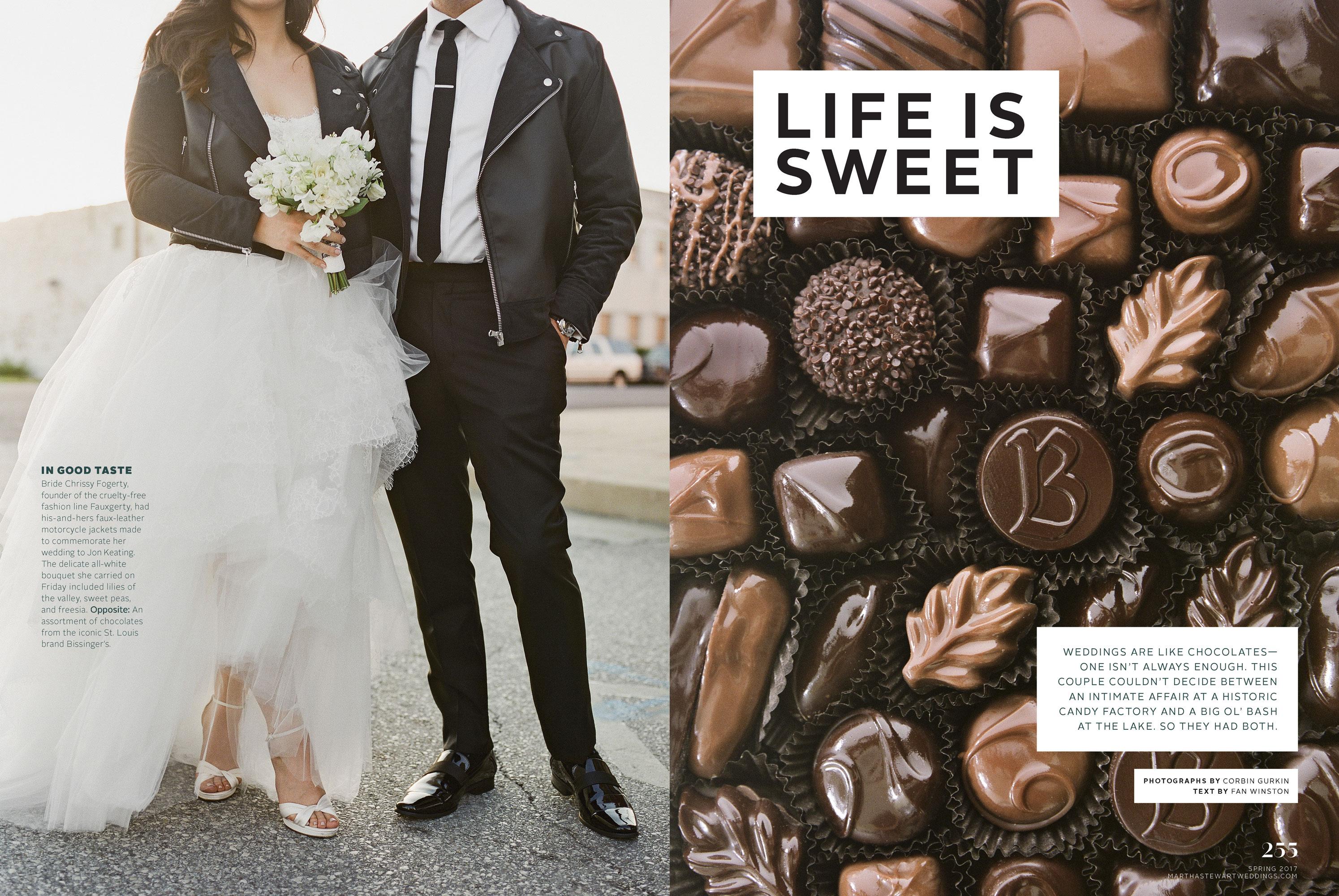 Life is Sweet by Megan Hillman