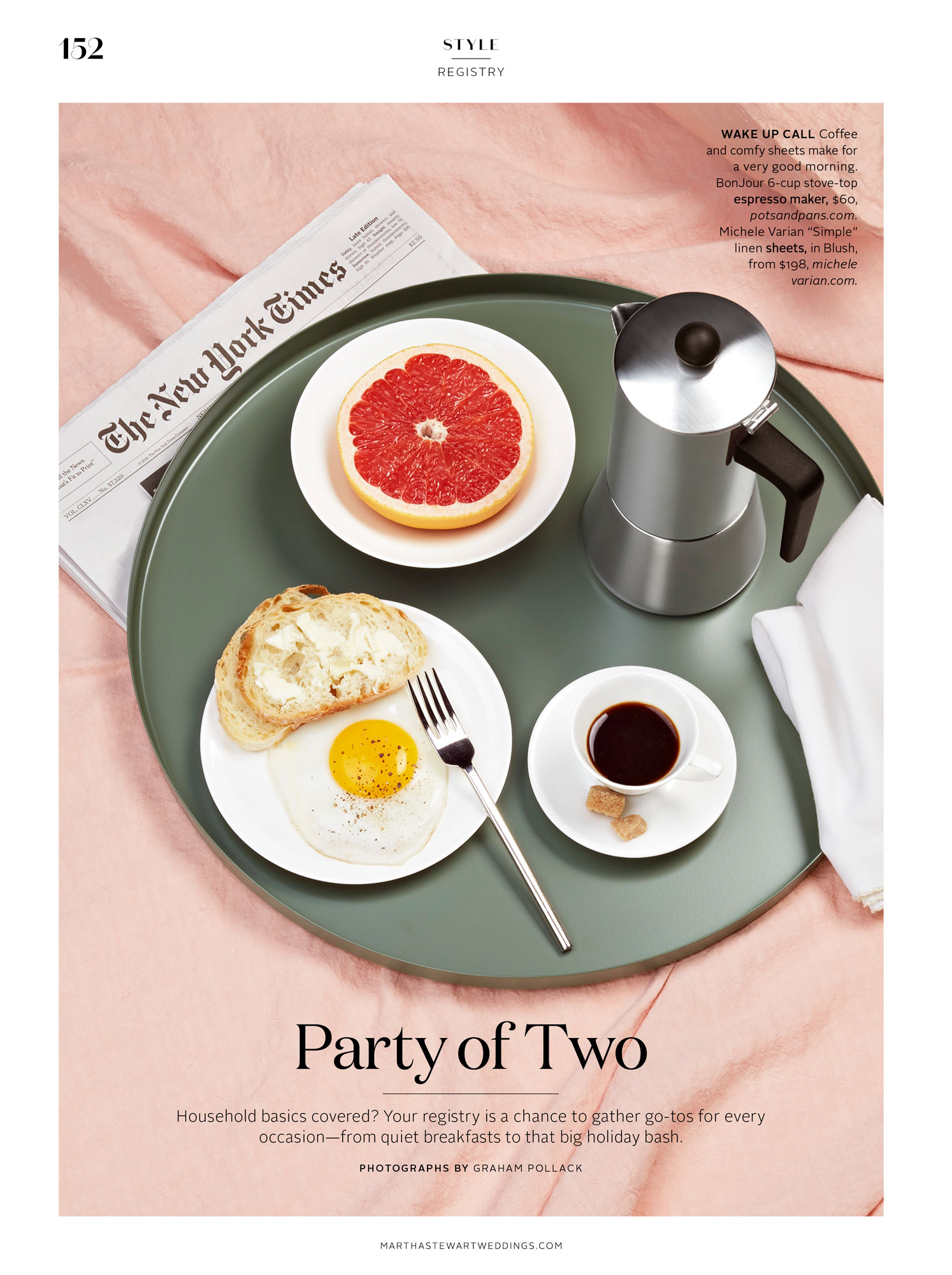 Party of Two by Megan Hillman