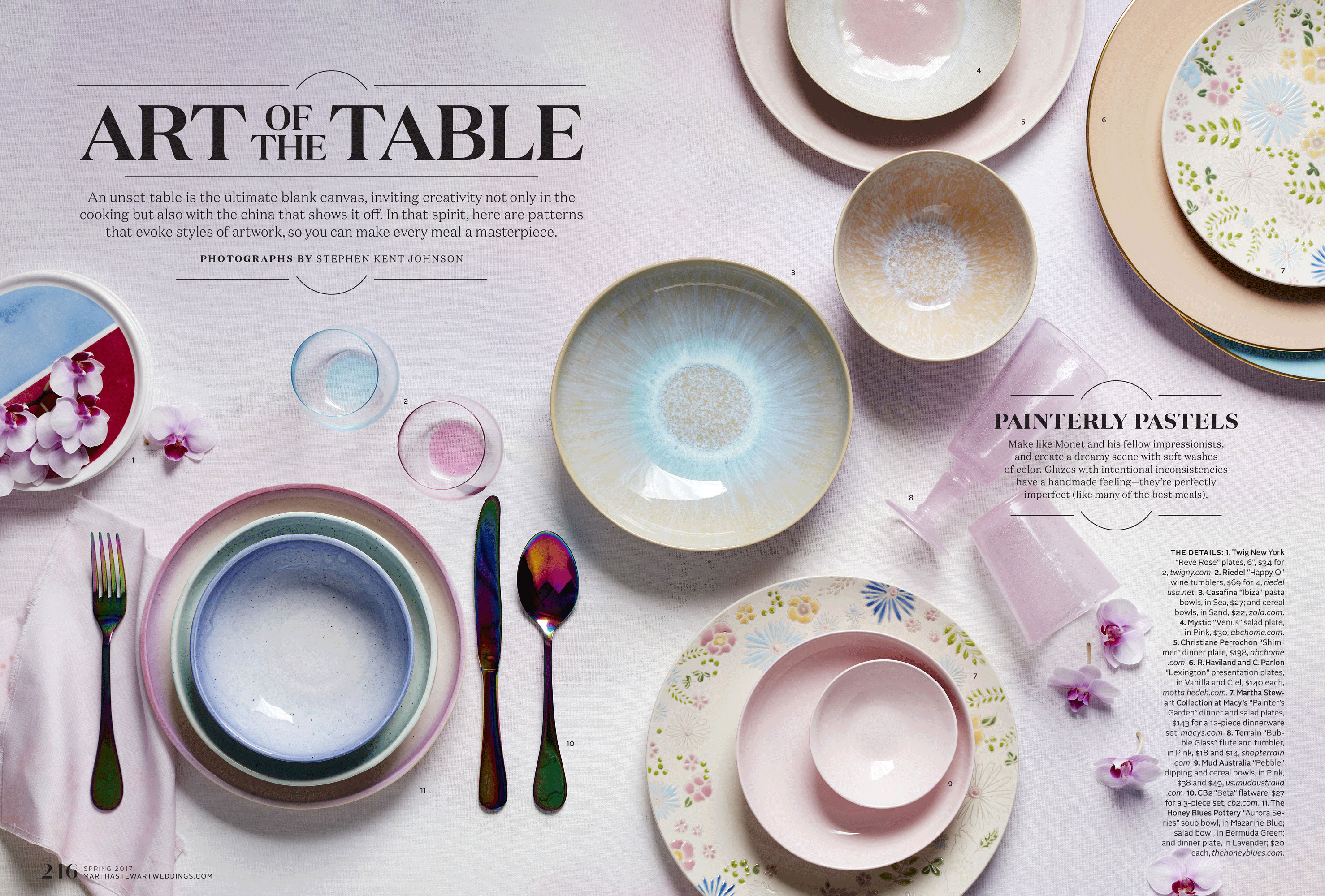 Art of the Table by Megan Hillman
