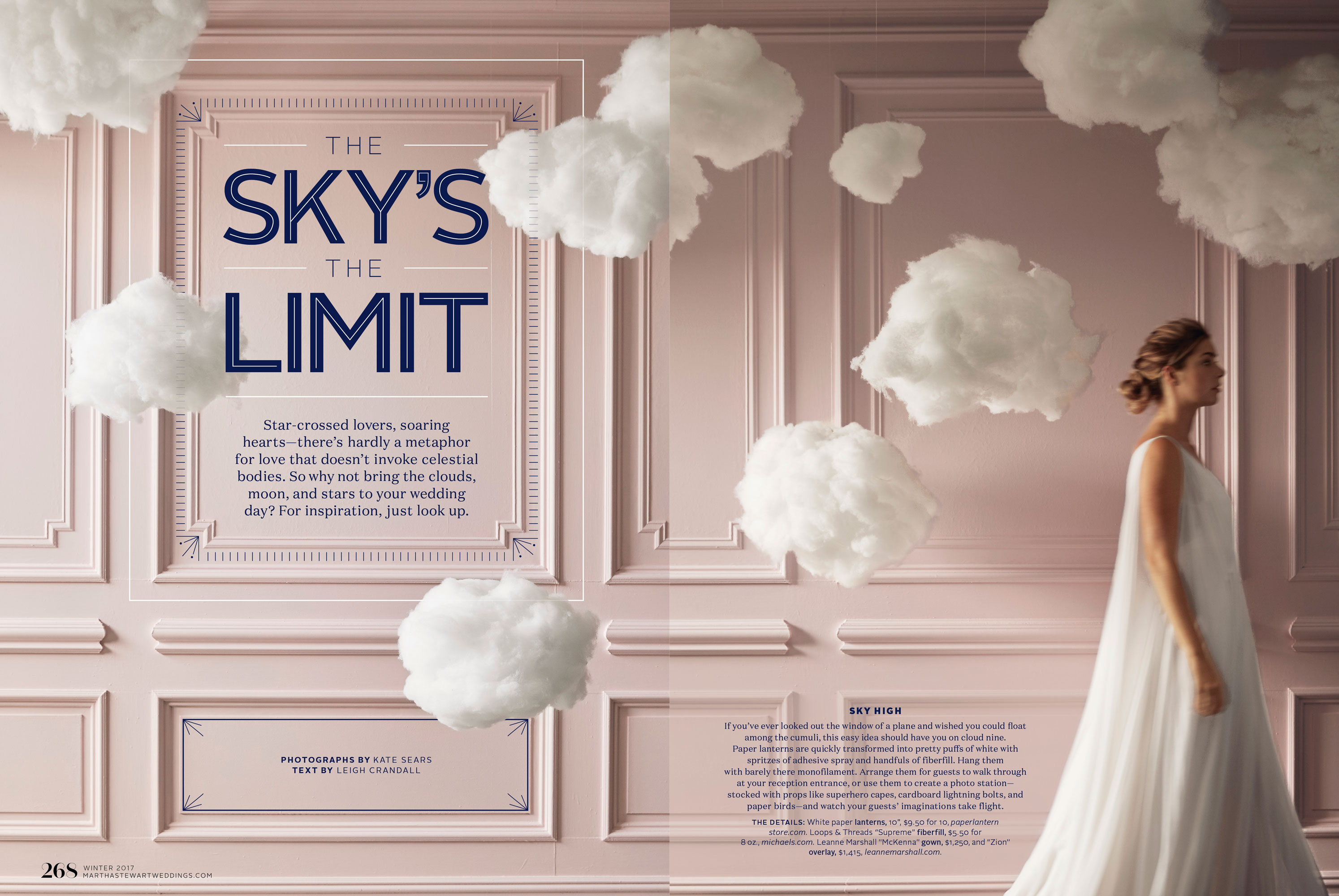 The Sky's the Limit by Megan Hillman
